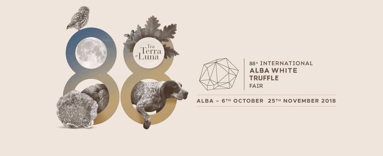 Truffle blog, Alba White Truffle Fair 2018