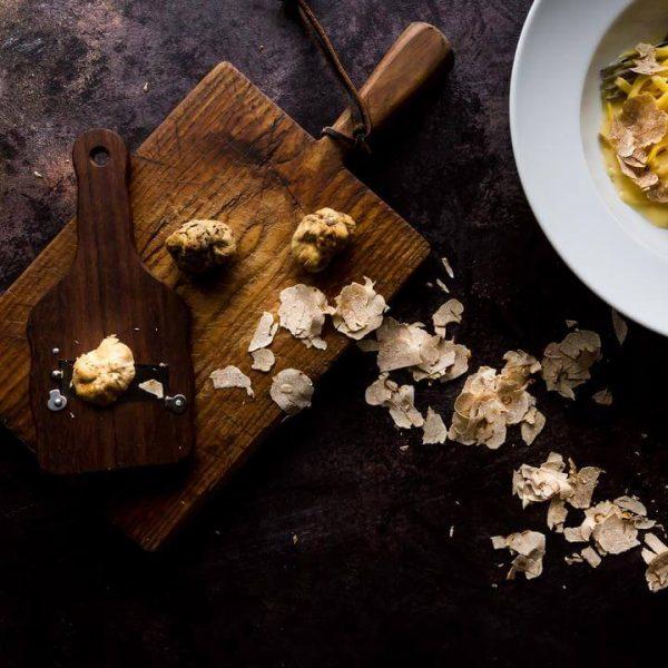 fresh alba white truffle 2018
