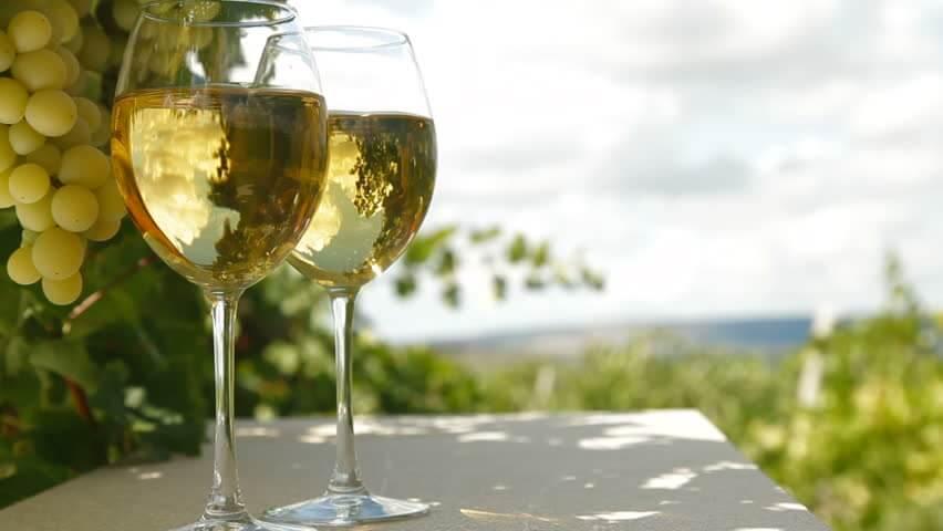 Moscato Wine Tasting