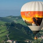 barolo hot air balloon ride